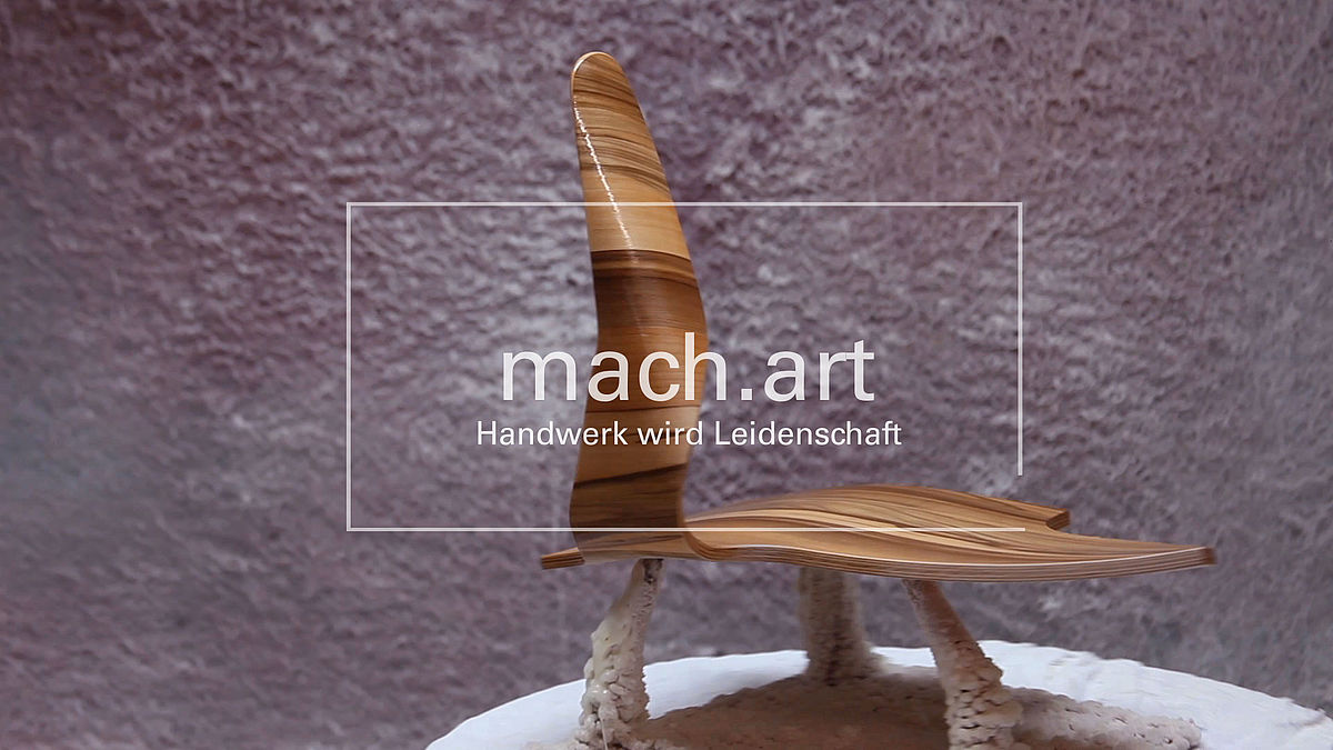 mach.art - image film of SCHNEEWEISS AG