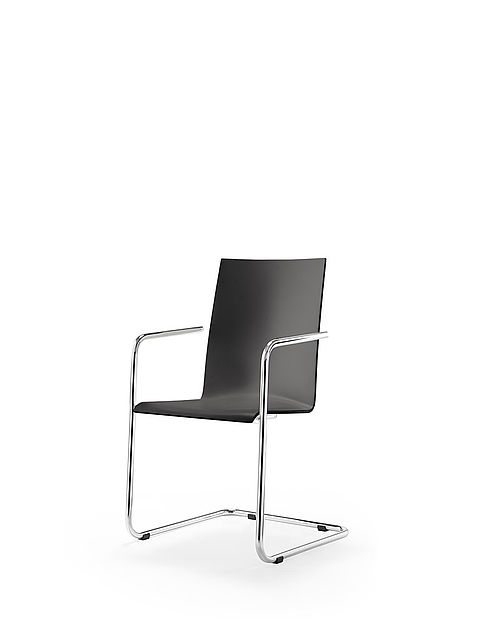 logochair swing | cantilever chair