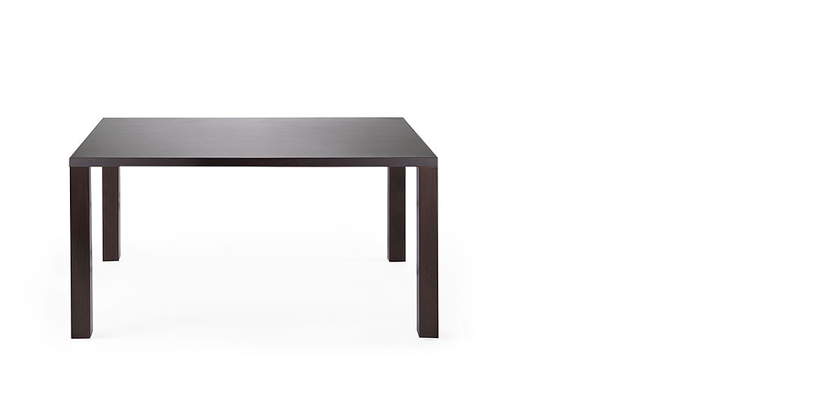 wooden table 410