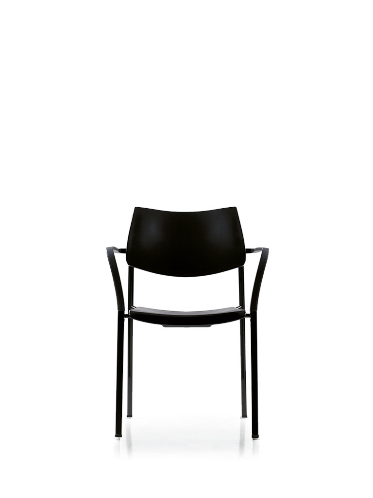 Branka by AKABA | black | not upholstered