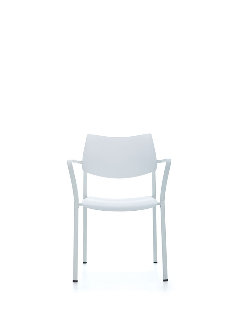 Branka by AKABA | white | not upholstered