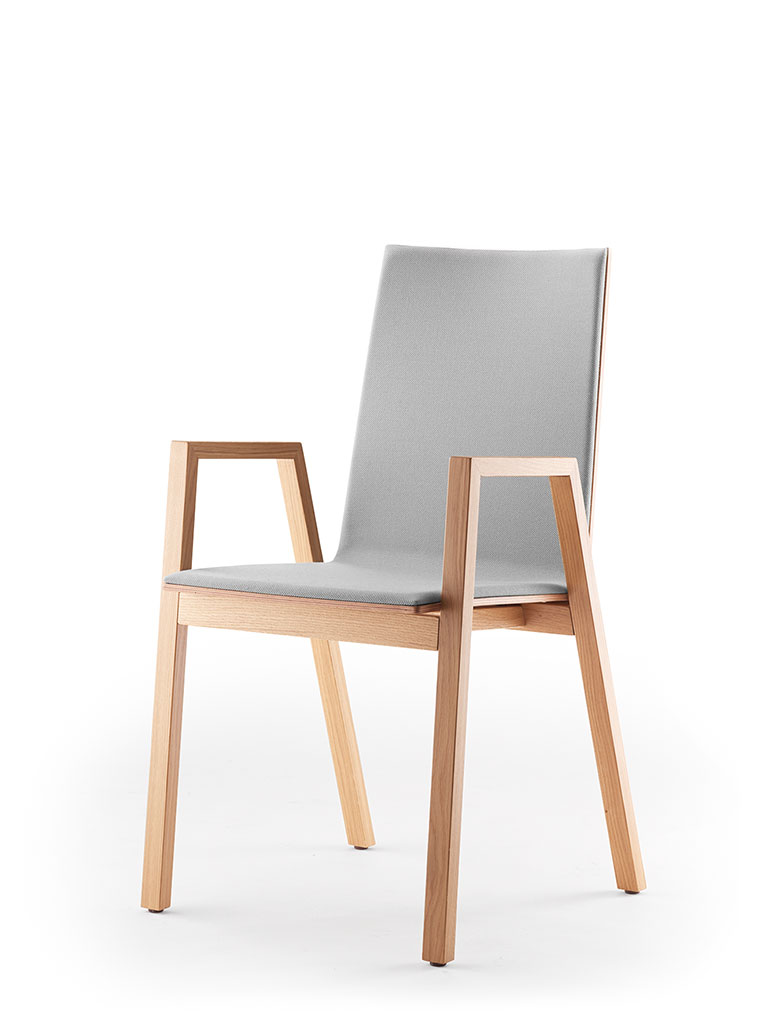 PAN | high-back chair 395