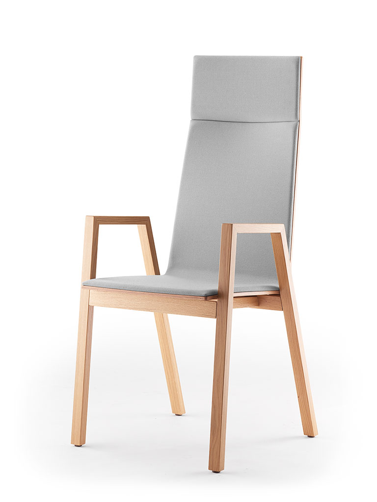 PAN | high-back chair 396