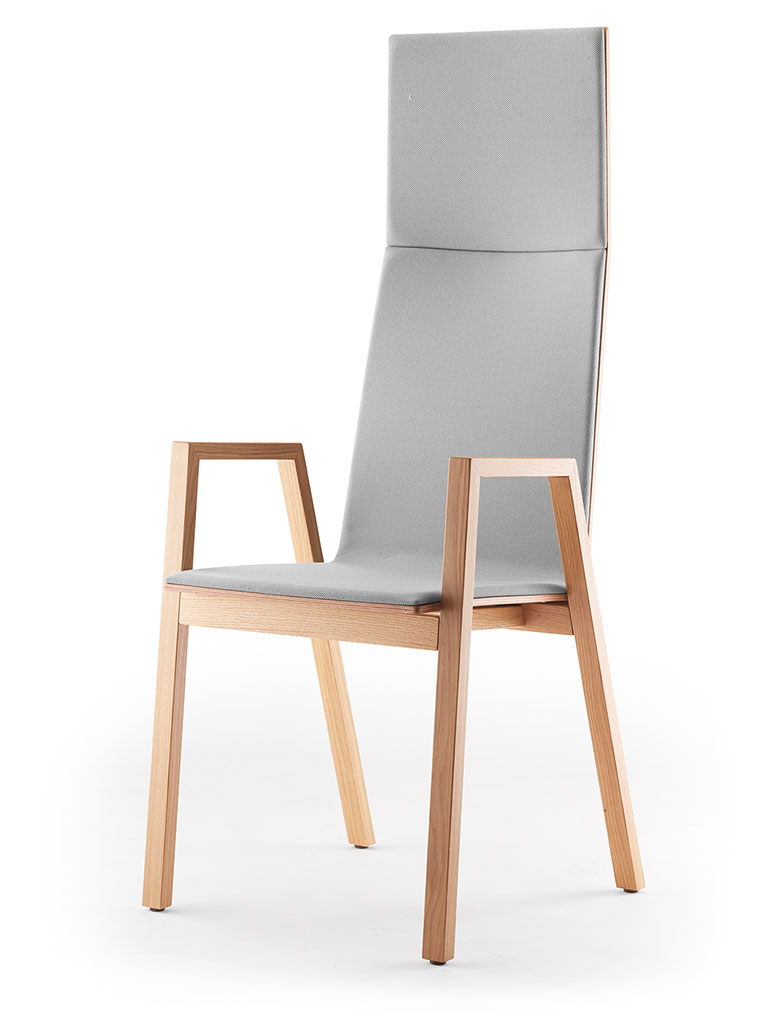 PAN | high-back chair 397