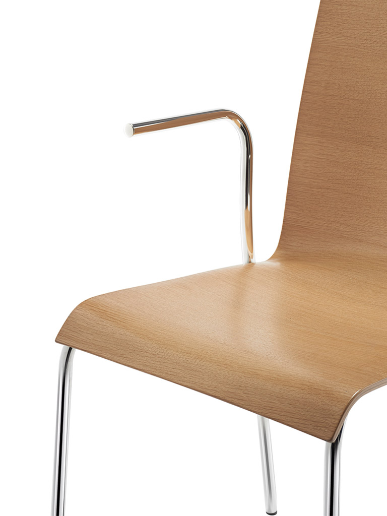 aticon | with steel armrests