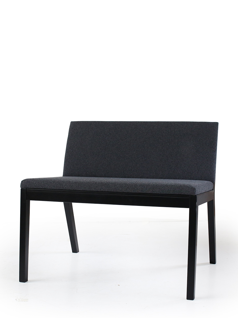 clyde lounge | lounge furniture | 1,5-seater | upholstered seat and backrest