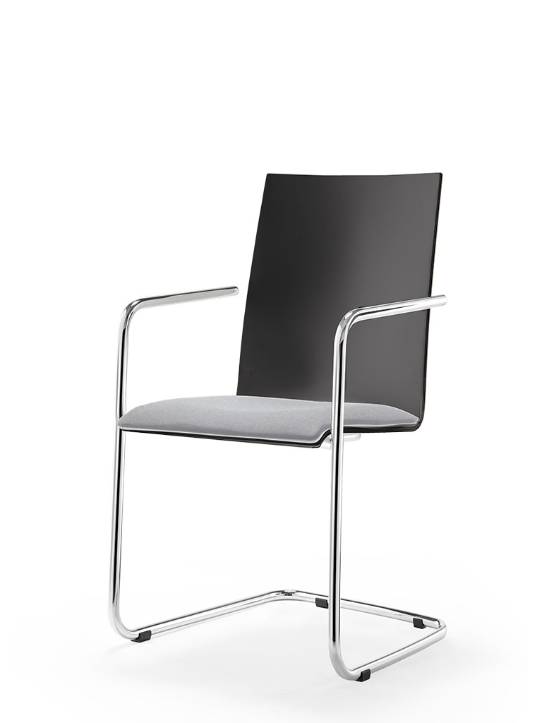 logochair swing | chaise luge | assise garnie