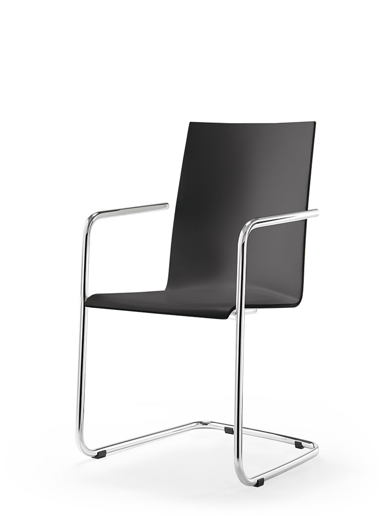 logochair swing | cantilever chair | not upholstered