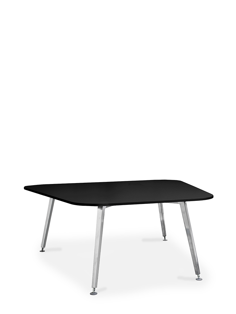 CQ table | Daniel Korb | Conferencing table | frame made of anodized aluminum