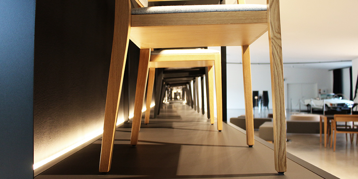 SCHNEEWEISS interior Experience Center | Showroom