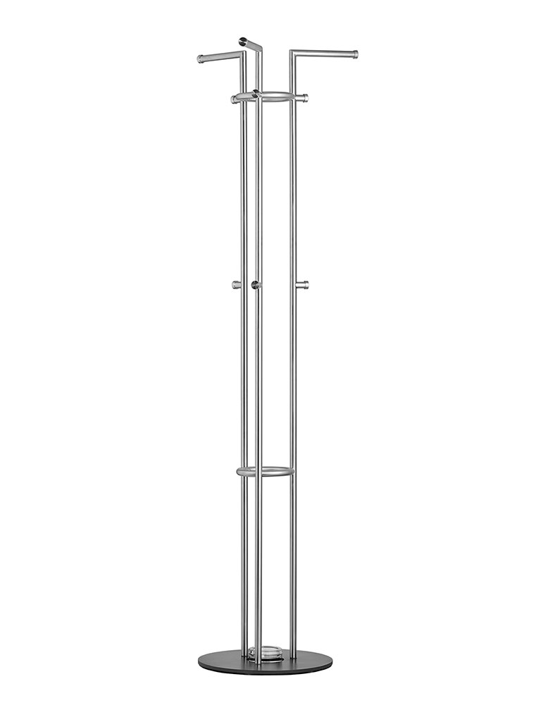 D-TEC | STAG 3 coat stand | stainless steel | 873-e1