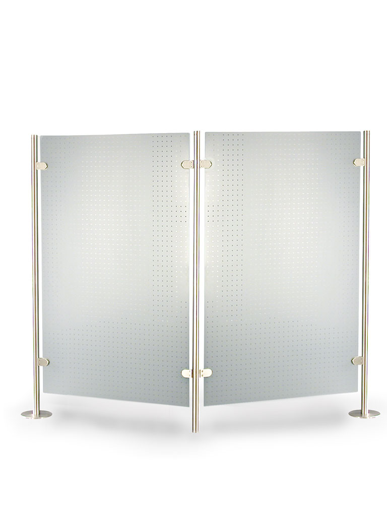 Lume partition system